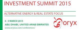 Emergent Markets Investment Summit 2015 Banner